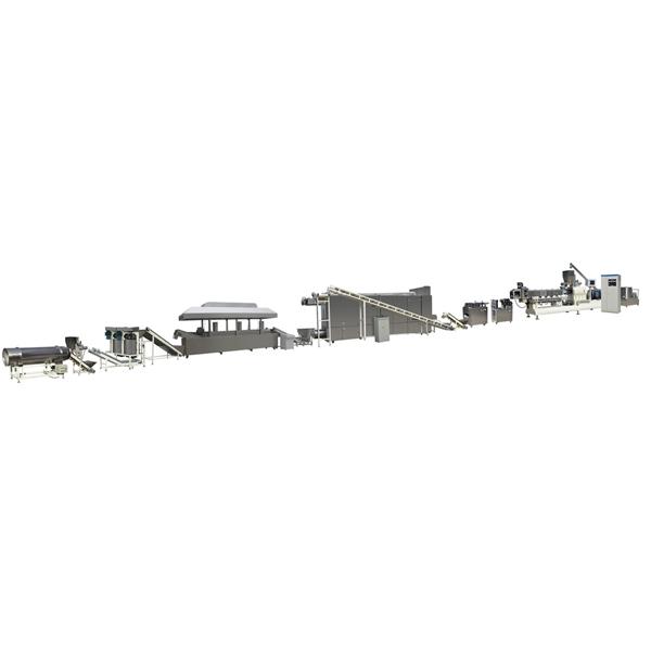2D&3D Snack Pellets Processing Line