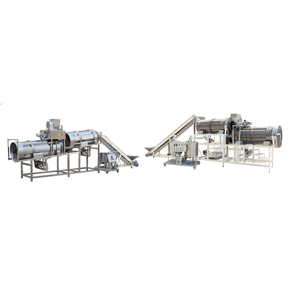 Double Tank Sugar Coating System