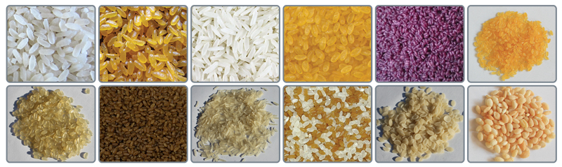 Nutritional Golden Artificial Rice