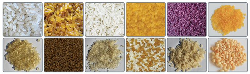 Nutritional Golden Artificial Rice