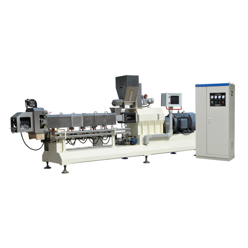 Reinforced Screw Extruder Machine