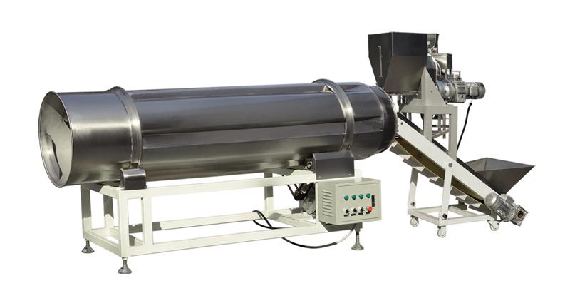 single roller flavoring machine