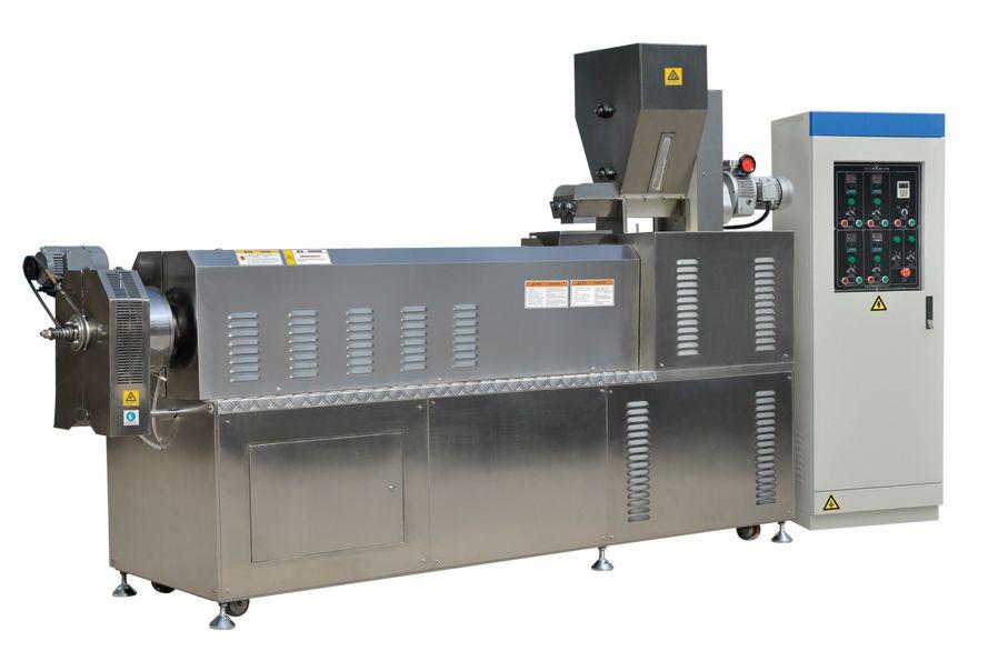 SVS100 single screw extruder machine