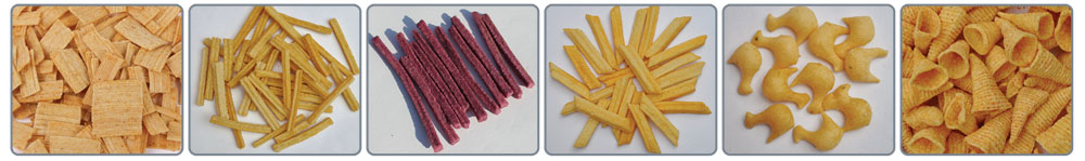 Sala Bugles Fried Snack food