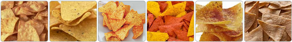 Tortilla Chips Snack Food