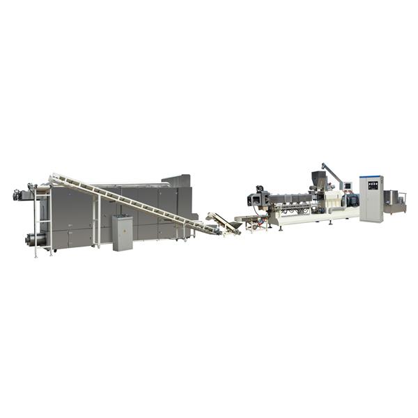 200-250 kg/h artificial rice production line