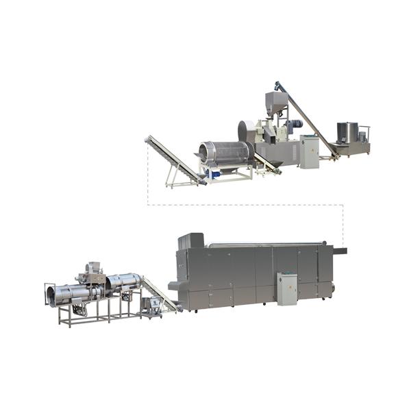Baked Kurkure Making Machine |Kurkure Extruder Machine
