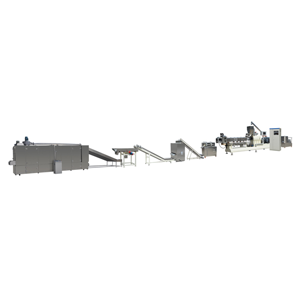 100-150 kg/h  bread crumb machine production line