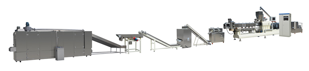 bread crumb production line
