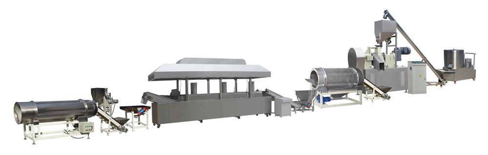 Fried Kurkure Production Line