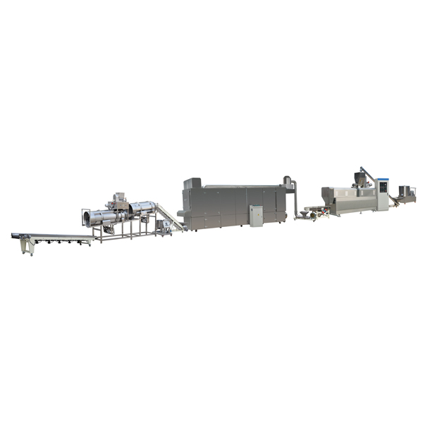 Pet Food Fish Feed Extrusion Production Line