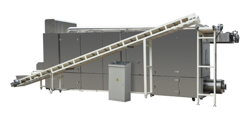 reciprocating drying machine