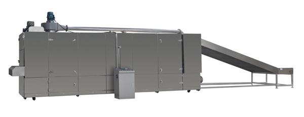 stretch drying machine