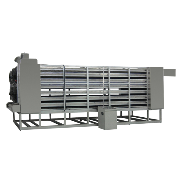 The Vibrating Conveyor Series -- HWG