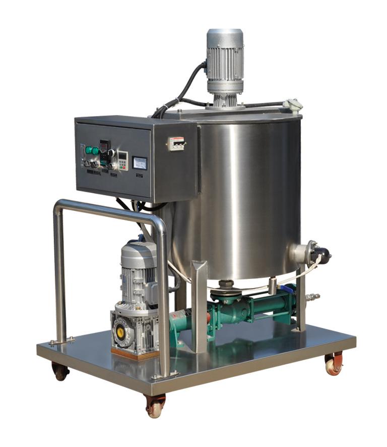core filling machine