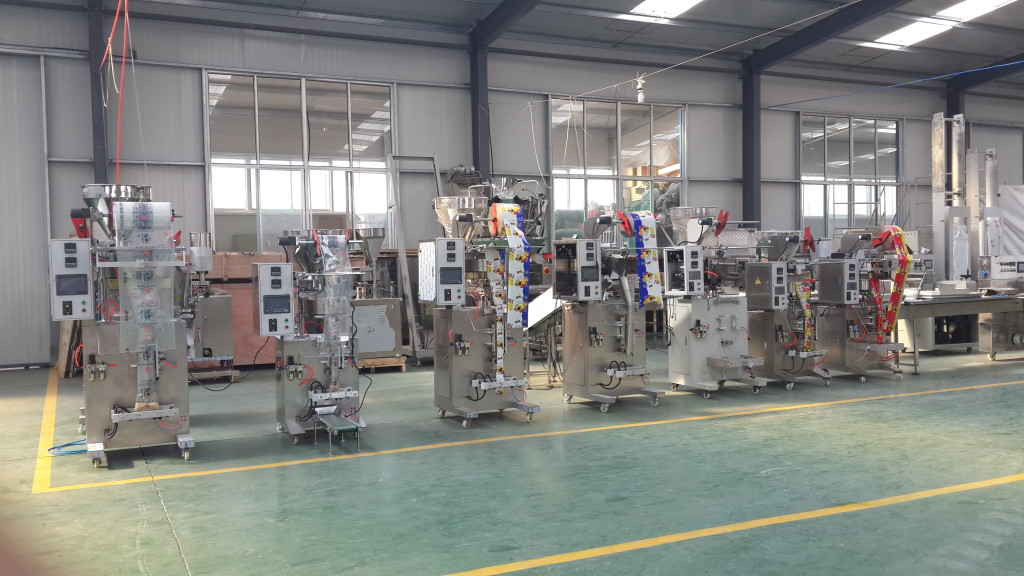 granule packing machines