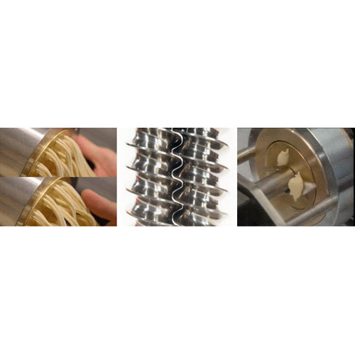 Food Extrusion Machine and Related Technique