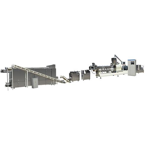 250-350 kg/h snack making machine