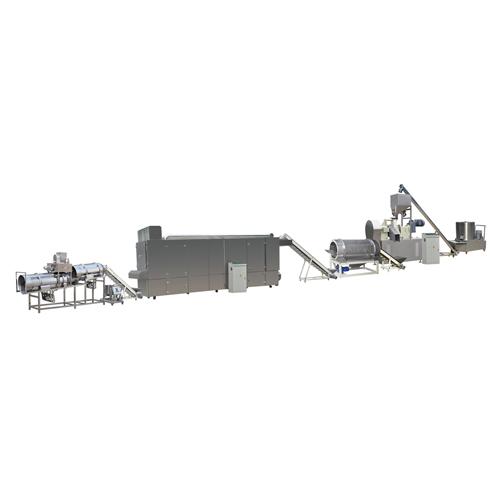 200-300 kg/h pet food extrusion machine