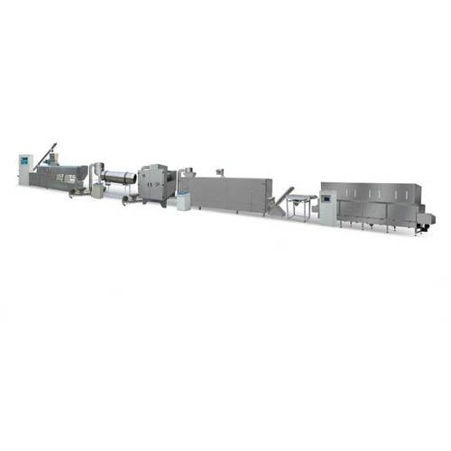 200-250 kg/h corn flakes making machine