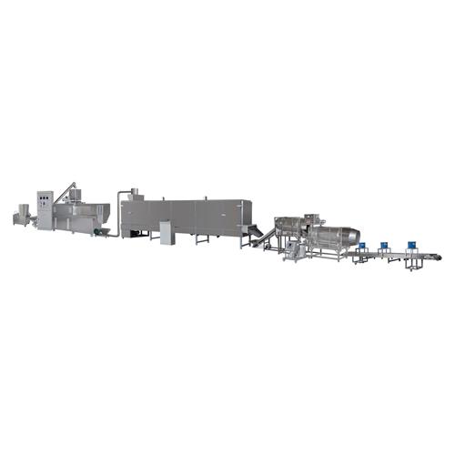 350-500 kg/h fish food extruder production line