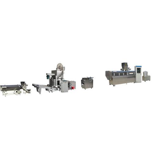 250-350 kg/h multigrain potato chips production line