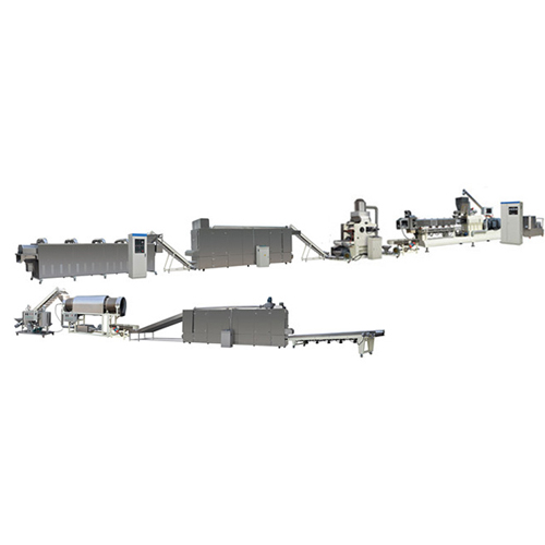 Why Choose HIWANT Food Extruder Machine Line