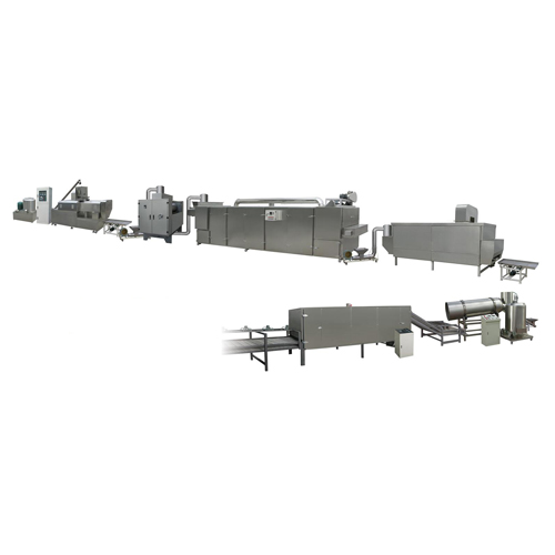 Commercial Automatic Corn Flakes Processing Line  -- High Flexibility & Efficiency