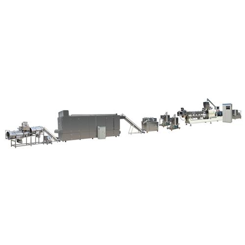 200-300 kg/h filled snack food making production line