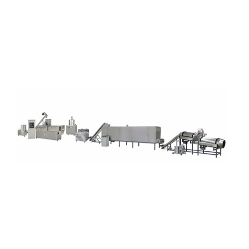 200-450 KG/H Fully Automatic Textured Vegetable Protein Machine For Commercial