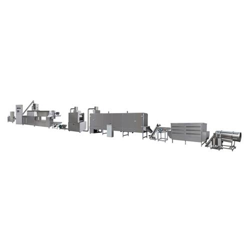 100-150 kg/h corn flakes processing machine production line