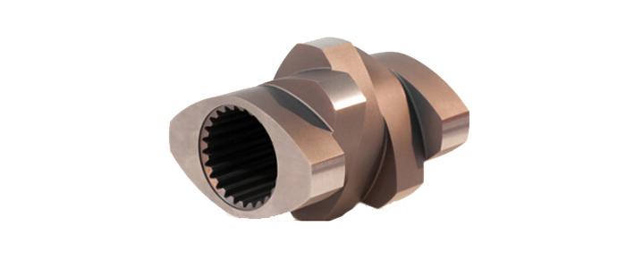 double screw extruder