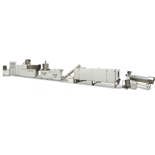 The brief introduction of the food extruder machine