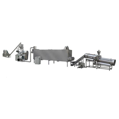 100-150 kg/h kurkure making machine production line