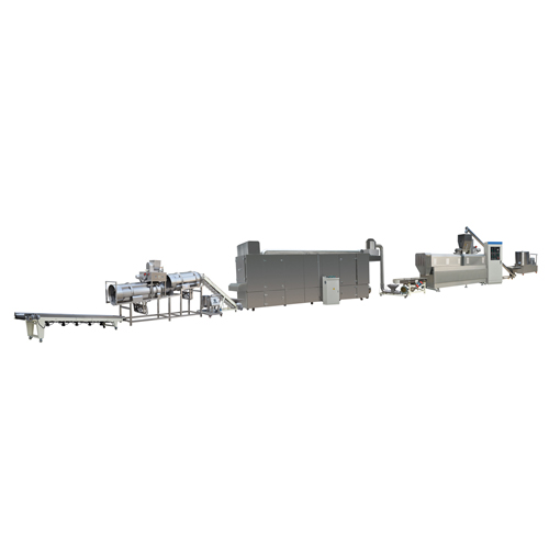 350-500 kg/h Fish Feed extrusion machine production line