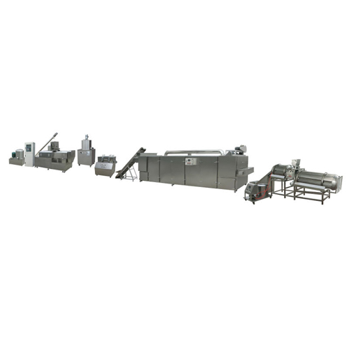 Directly Extruded Cereal Snack Making Machine -HWN