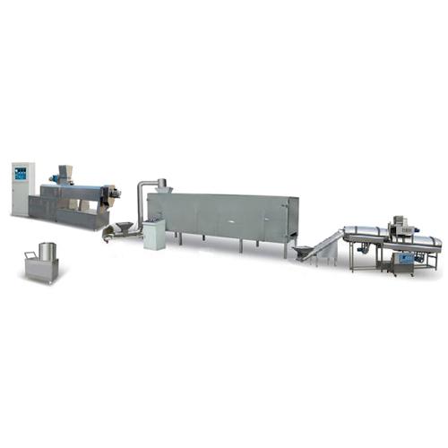 100-150 kg /h soya extruder production line