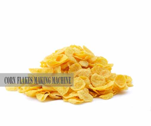 corn flake machine