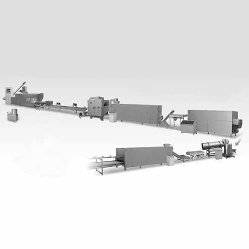 100-150 KG/H Commercial Corn Flakes Making Machine For Sale