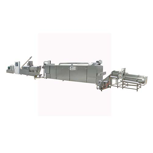 The Customized Solution of The Pet Food Extruder Production Line For  Commercial