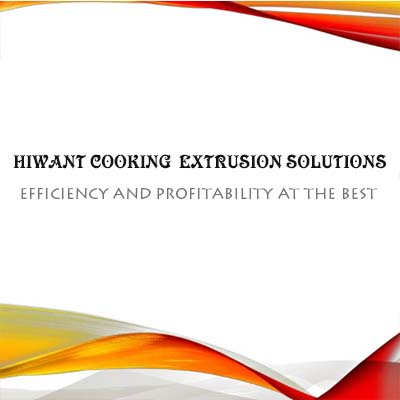 Cooking Extrusion Solutions With Efficiency and Profitability At The Best.