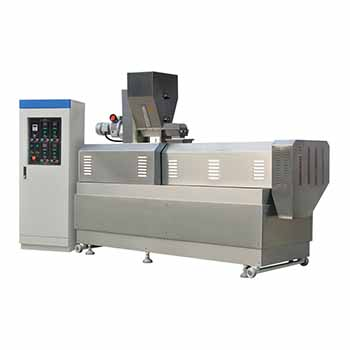Puff Extruder Machine In Food Application -- SV98-III