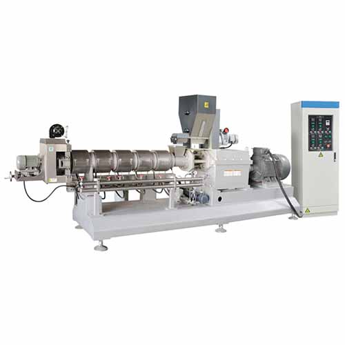 Hiwant Food Extruder Machine Series -- Internal Construction