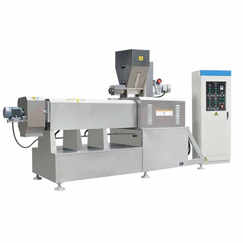 SV-85-III Twin Screw Extruder Machine For Pet Food Extruder Production Line