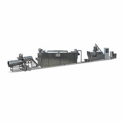 Commercial Pet Food Extrusion Production Line -- SV98-I
