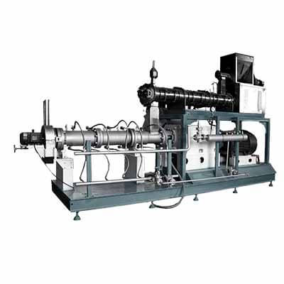 SV66-III Co-extrusion twin screw extruder machines -- Hiwant food processing machine