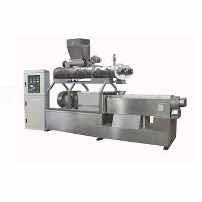 Soya Extruder Machine For Artificial Meat -- SV105-II
