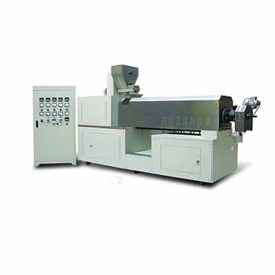 Hiwant greatest capability single screw extruder for snack foodstuffs -- SV86--III