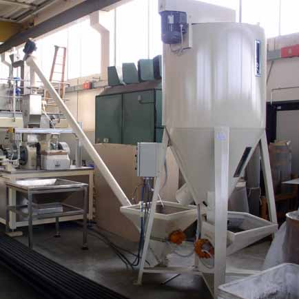 The Structure Information Of The Mixer Mahcine -- SV15-II