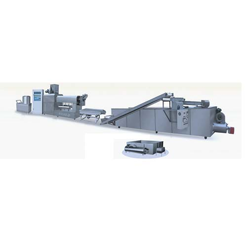 Pasta Making Machine For Commercial Purpose -- Large Output & Numerous Styles